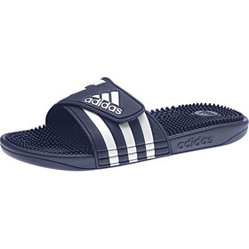 adidas Adissage Claquettes Homme, dark blue/ftwr white/dark blue